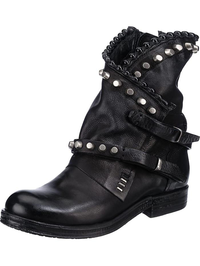 a.s.98 - 207239-0301 Biker Boots  schwarz