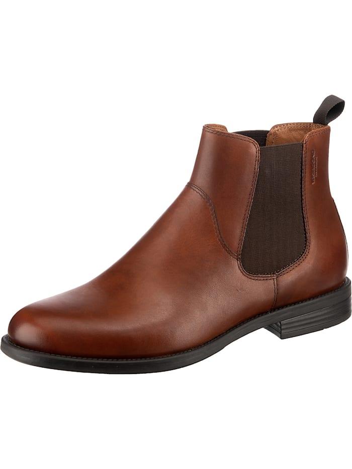 vagabond - Salvatore Chelsea Boots  cognac