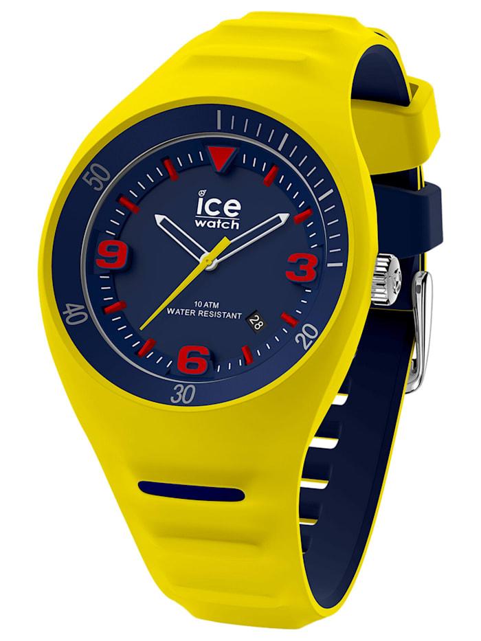 ice watch - Armbanduhr P. Leclercq M Neongelb  Blau