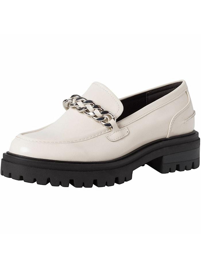 tamaris - Loafers  weiß