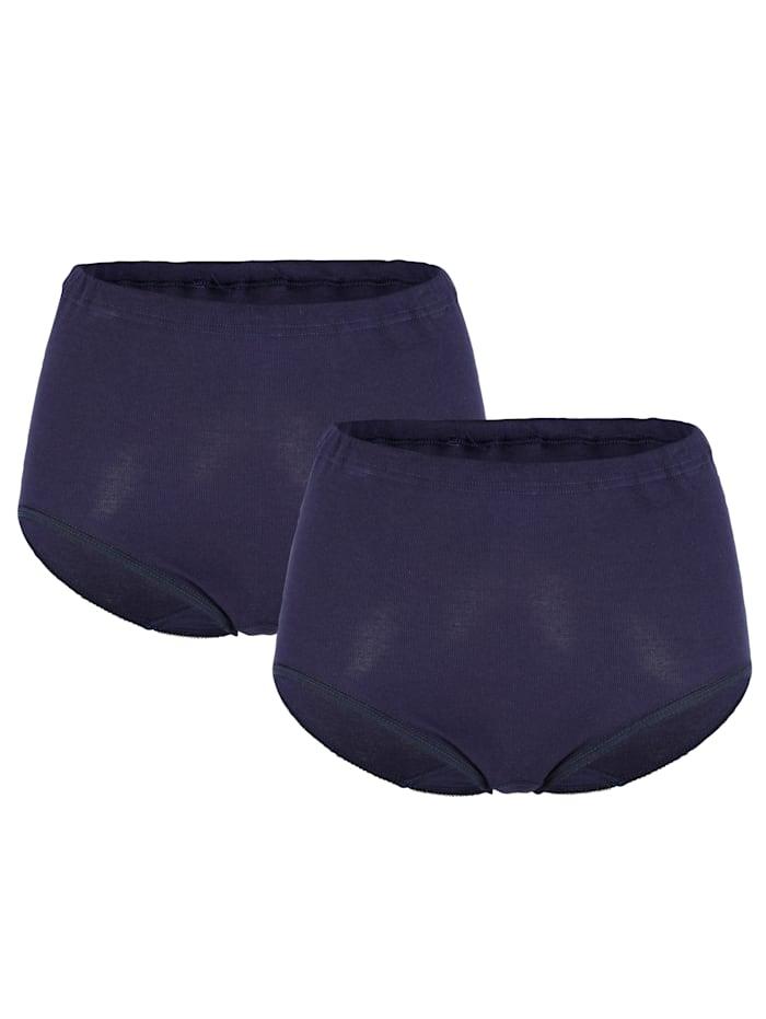 Culottes Harmony 2x bleu nuit