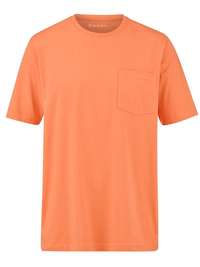 T-shirt BABISTA Oranje