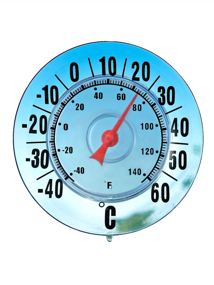 Außen Thermometer Wenko farblos