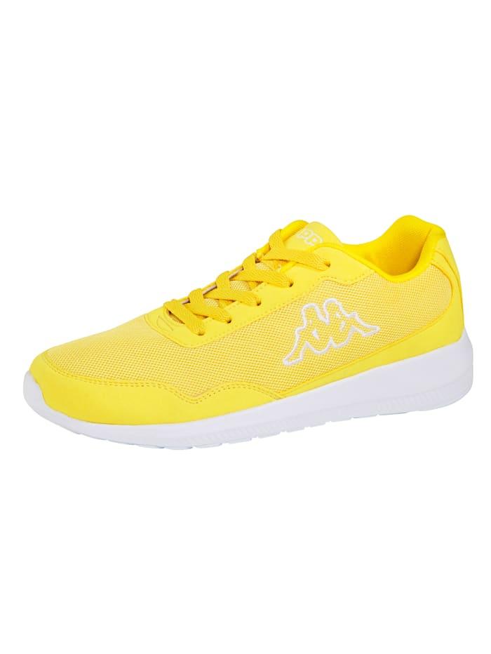 Sneaker Kappa Geel