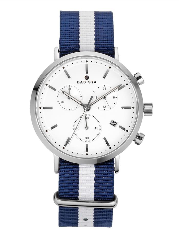 3-delige horlogeset BABISTA Zilverkleur