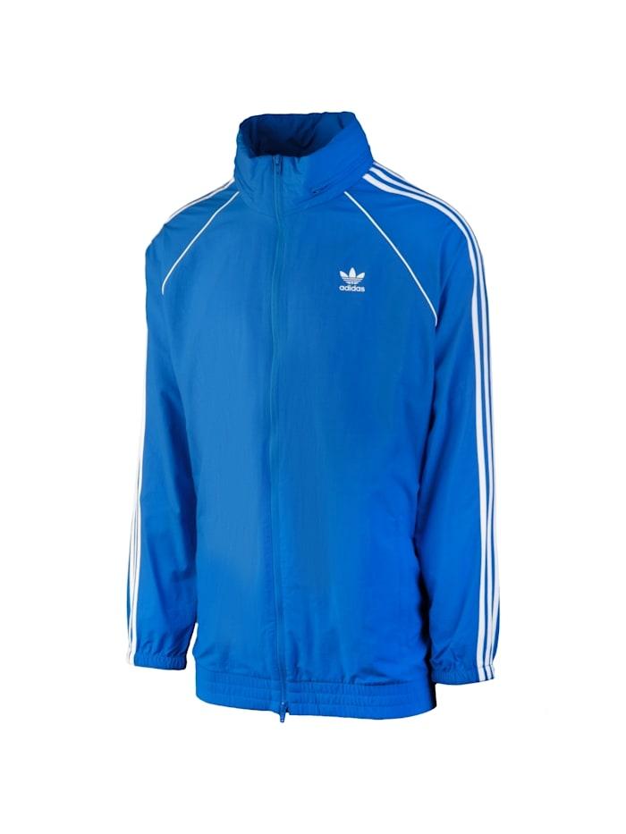 adidas originals - Windbreaker SST Windbreaker  blau