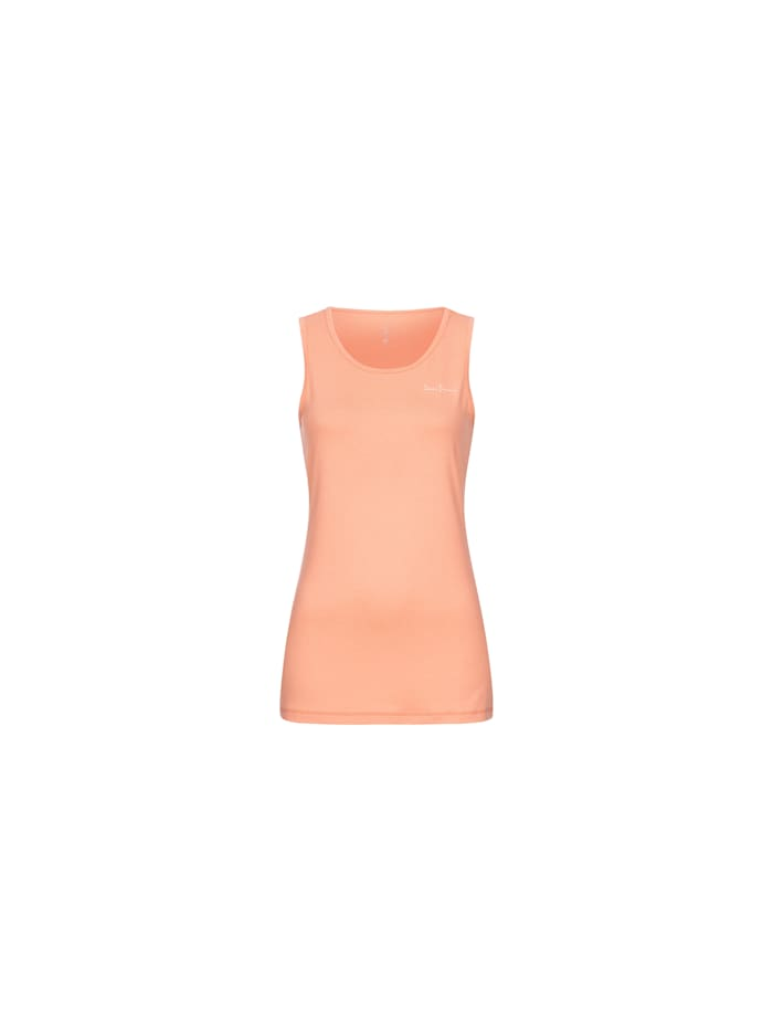 deproc active - LAKE LOUISE TOP WOMEN  orange