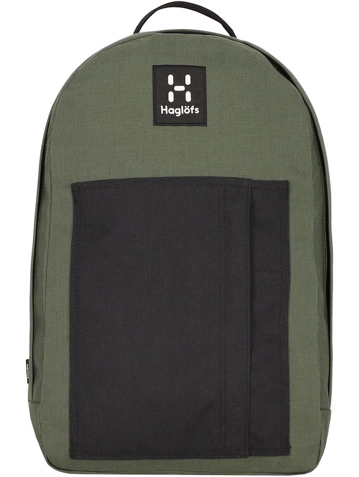 haglöfs - Floda Rucksack 45 cm Laptopfach  fjell green/true black
