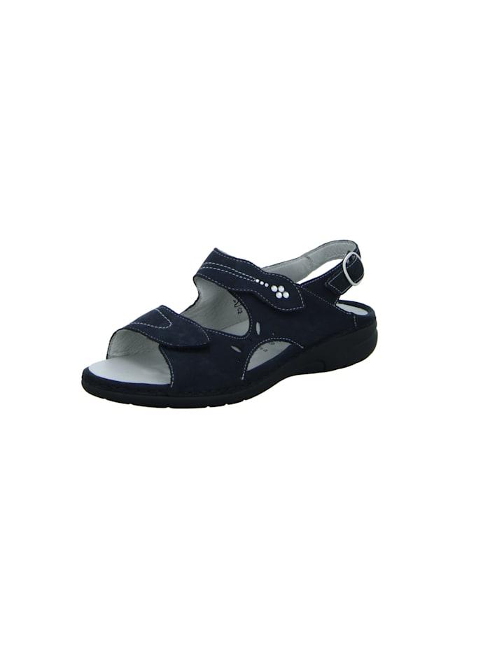 waldläufer - Sandalen/Sandaletten  dunkel-blau