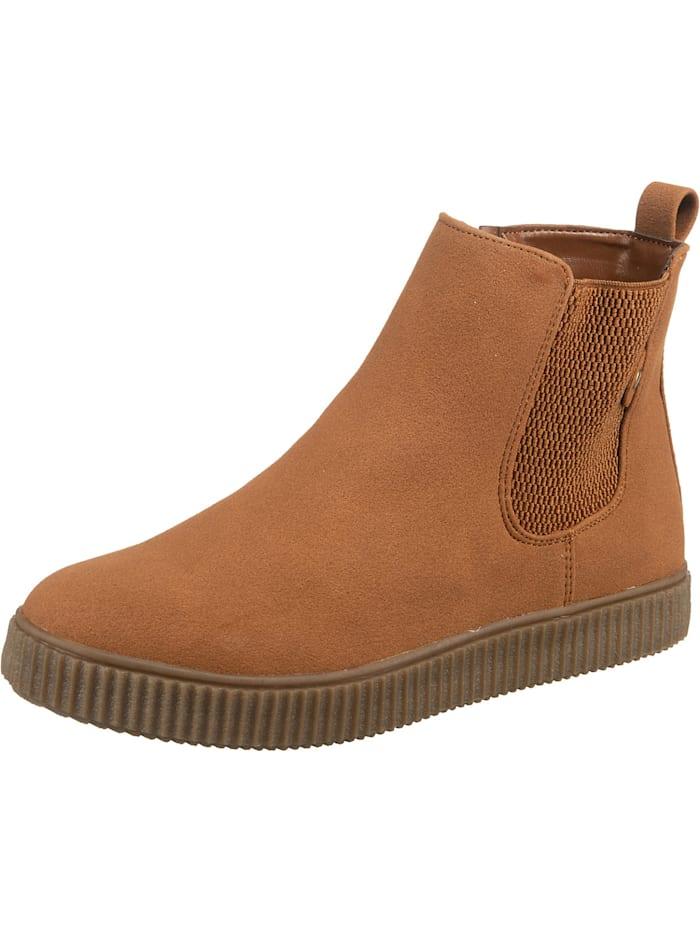ambellis - Chelsea Boots  cognac