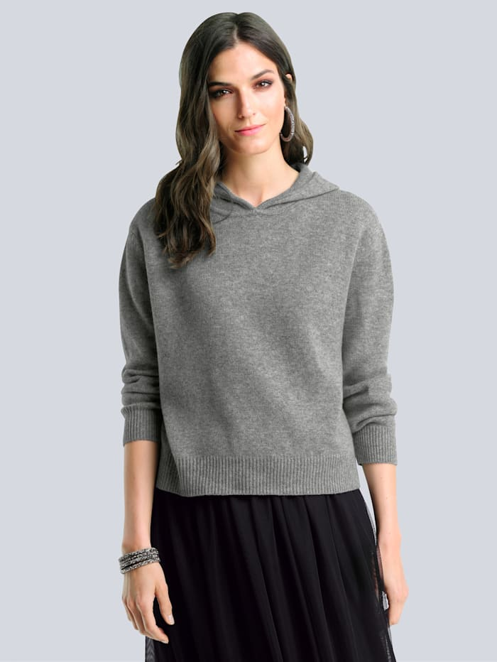 alba moda - Pullover  Grau