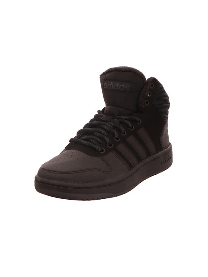 adidas -  Schnürschuhe  schwarz