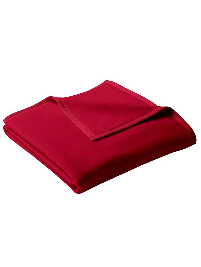 Plaid Uno Cotton biederlack Rood