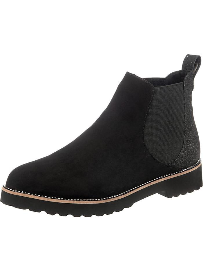 la strada -  Chelsea Boot Chelsea Boots  schwarz