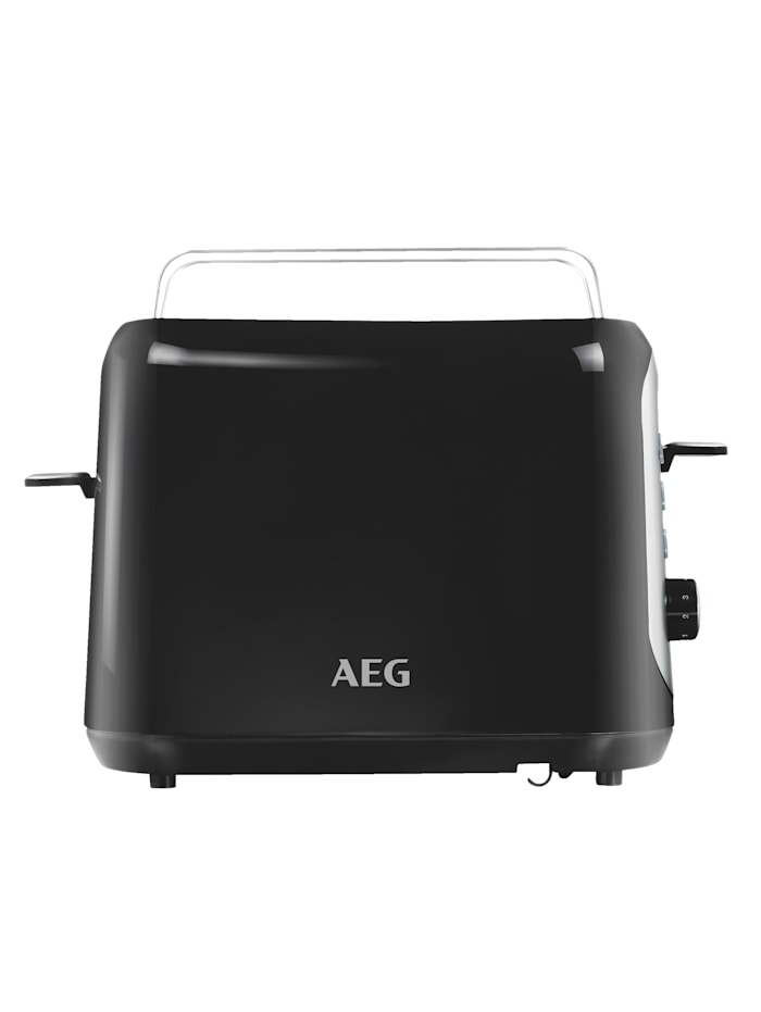 Automatic Toaster AT 3300 AEG Schwarz/Silber