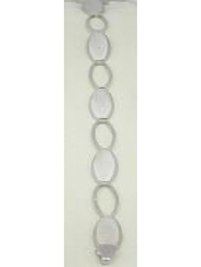 one element - Damen Schmuck Armband aus 925 Silber 19 cm  silber