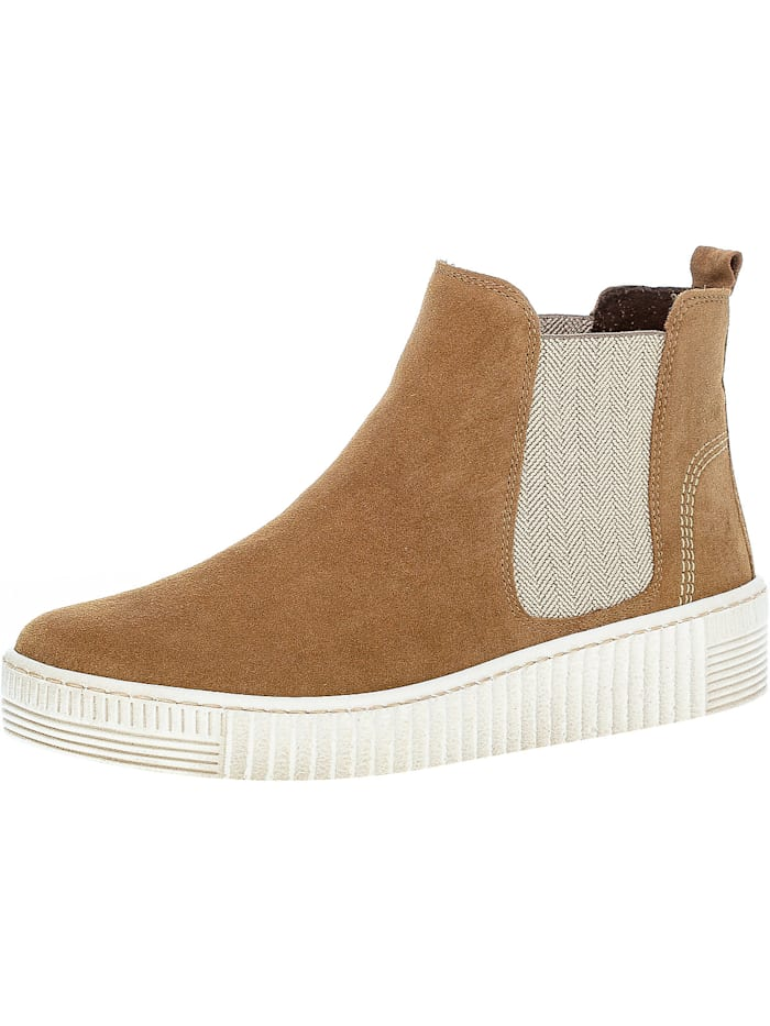gabor - Chelsea Boots  camel