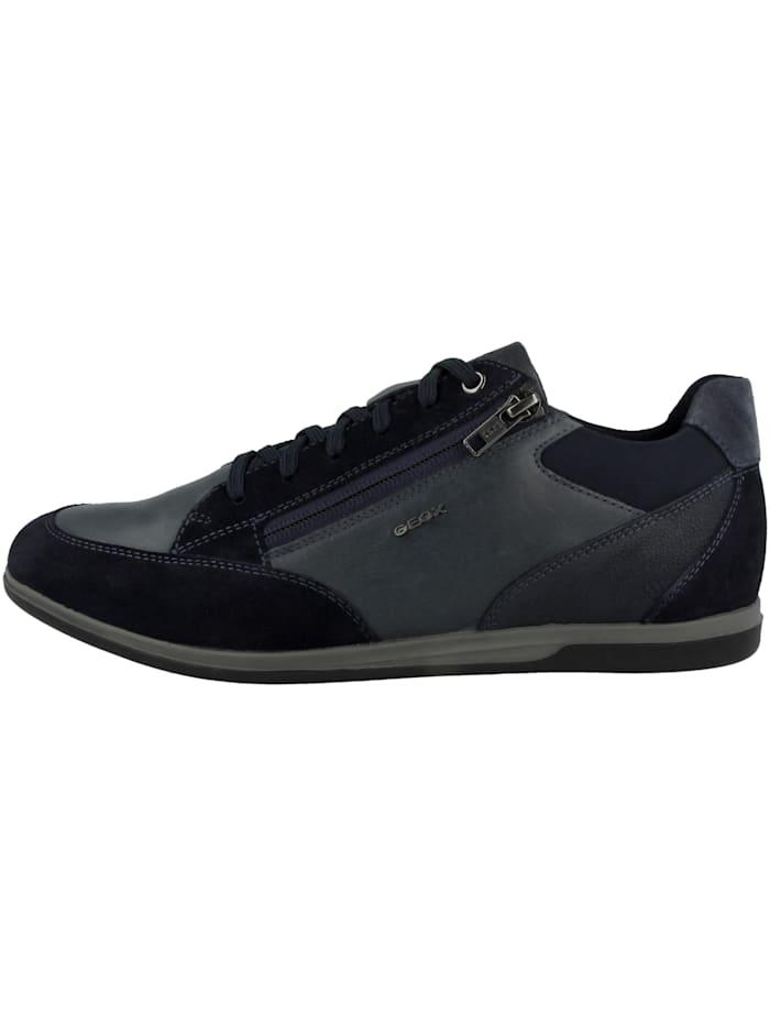 geox - Sneaker low U Renan A  blau