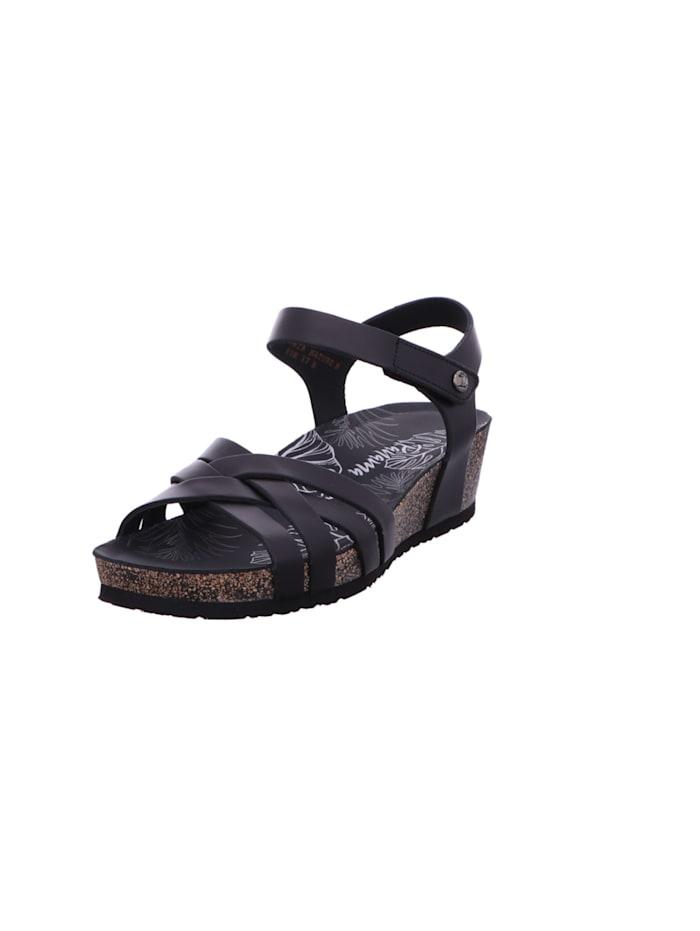 panama jack - Sandalen/Sandaletten  schwarz