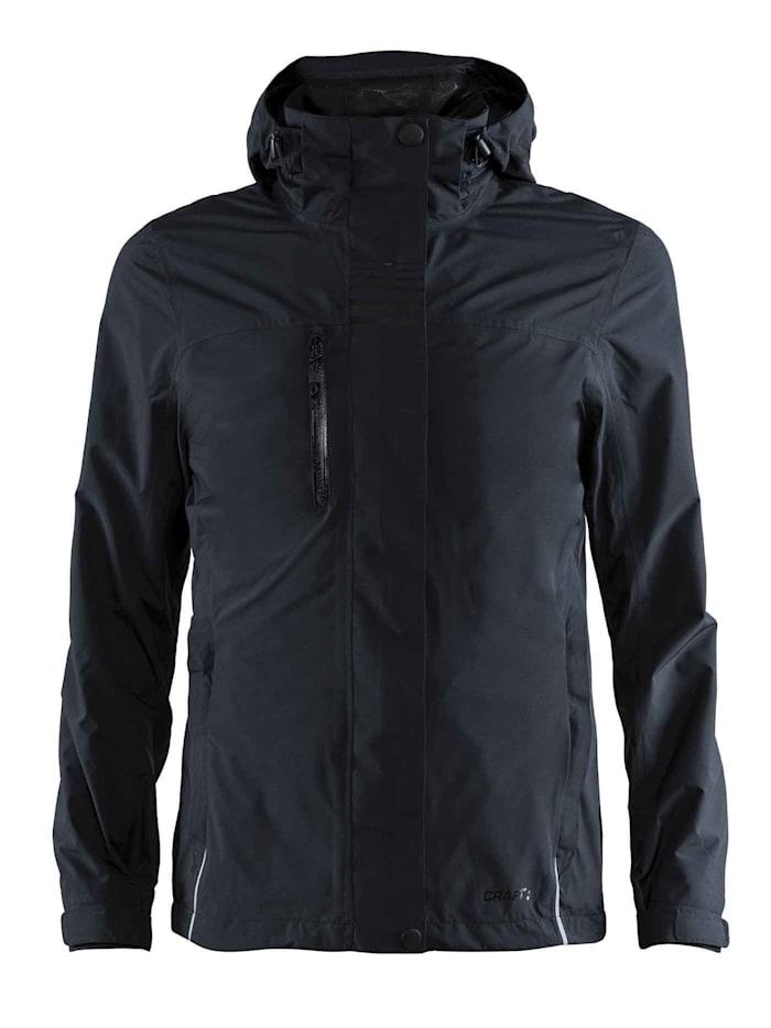 craft - Rain Jacket  Black