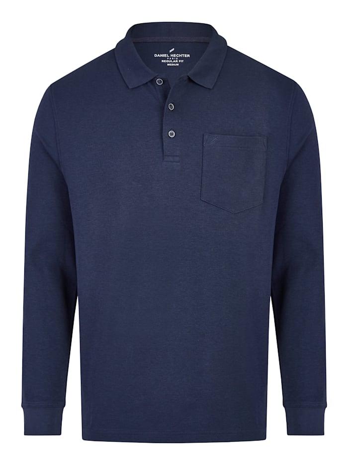 daniel hechter - Essential Polo-Shirt  midnight blue