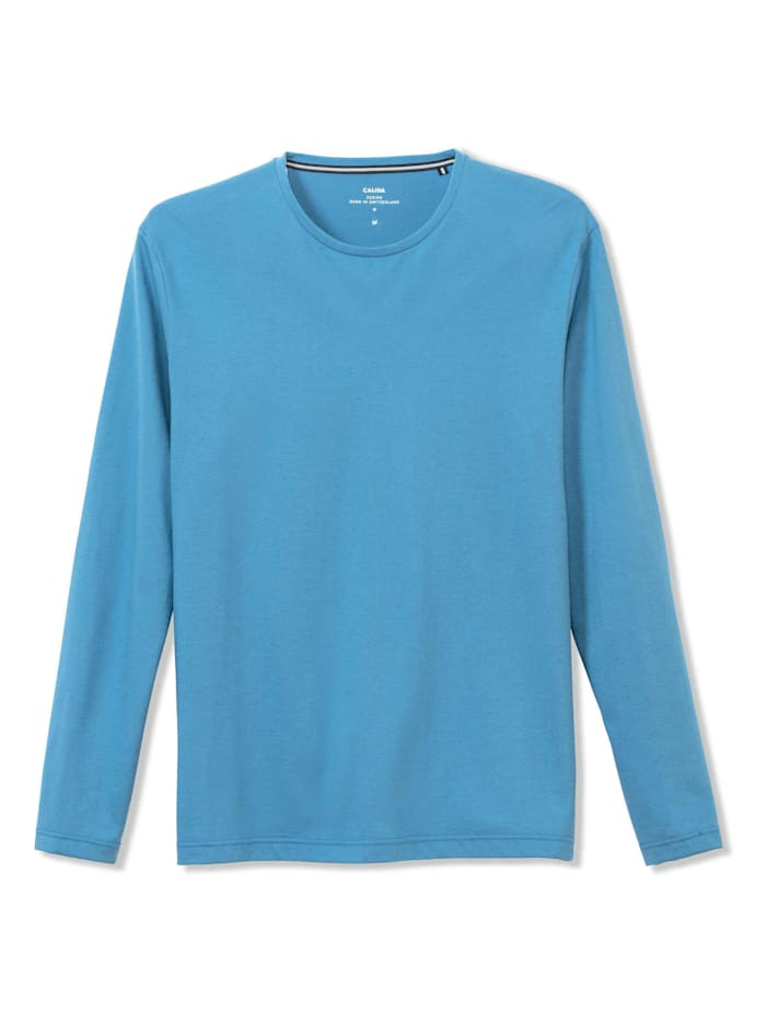 calida - Langarm-Shirt  parisian blue