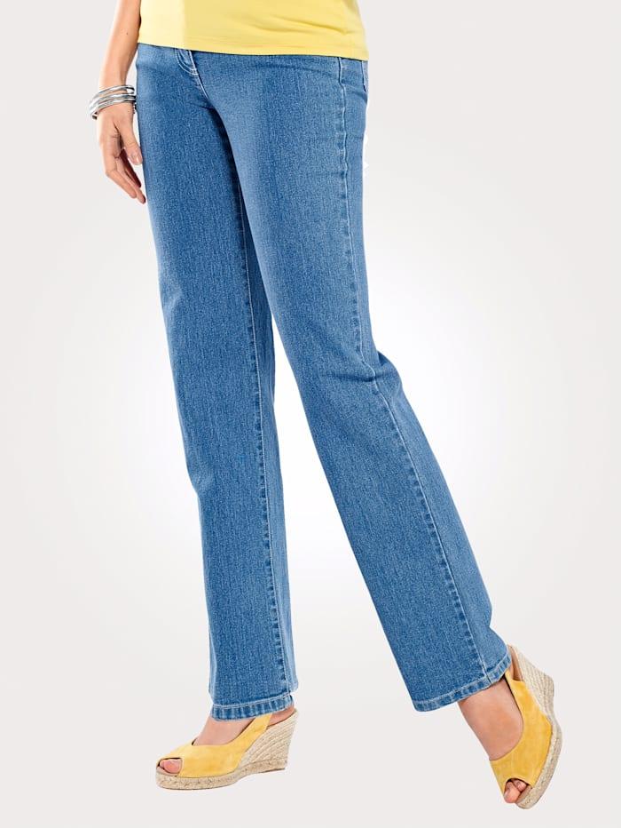 Jeans Artigiano Blauw