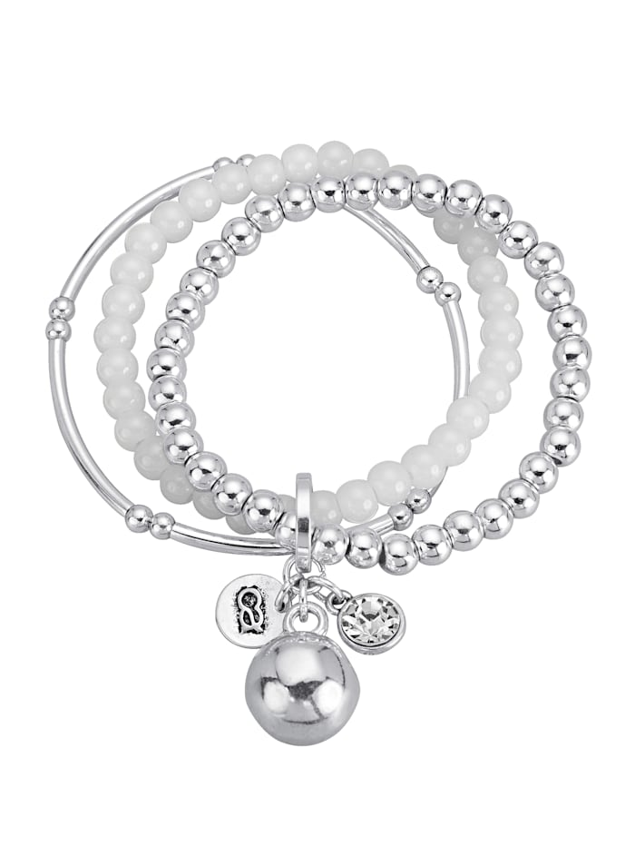 albamoda.de, 3 rhg. Armband