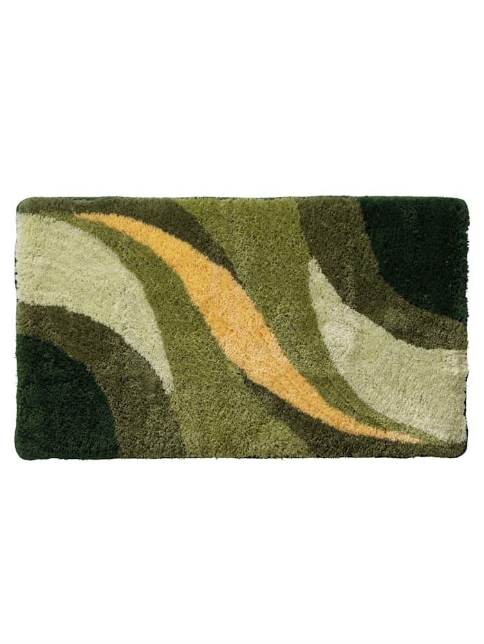 Badmatten Sylt Webschatz groen