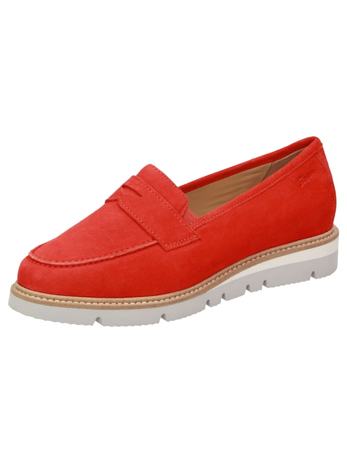 sioux - Slipper Meredith-714-H  rot