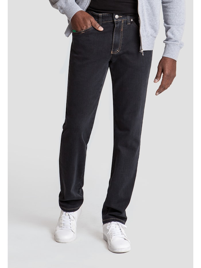 club of comfort - Jeans JAMES  4631 im Straight-Fit  dunkelgrau 2