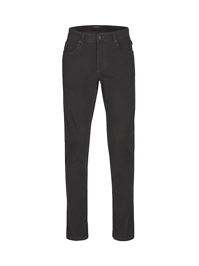 brühl - Jeanshose York DO FX im 5-Pocket-Design  schwarz