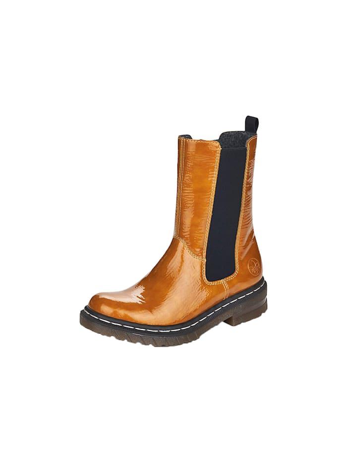 rieker - Chelsea Boots  gelb