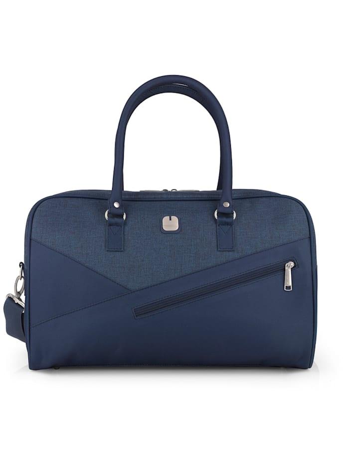 gabol - Mailer Weekender Reisetasche 45 cm  blau
