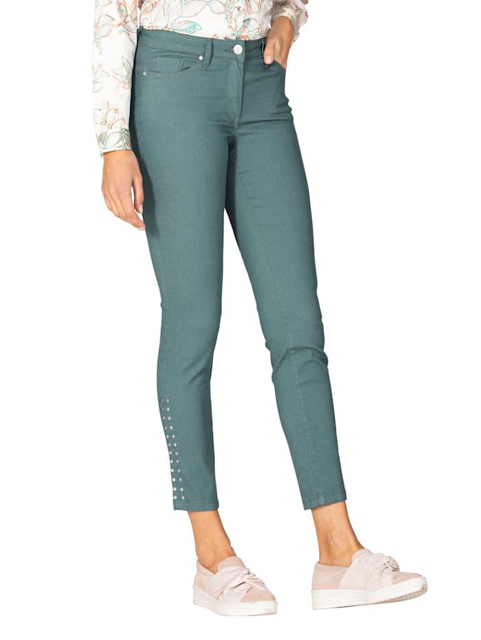 Jeans AMY VERMONT Mint