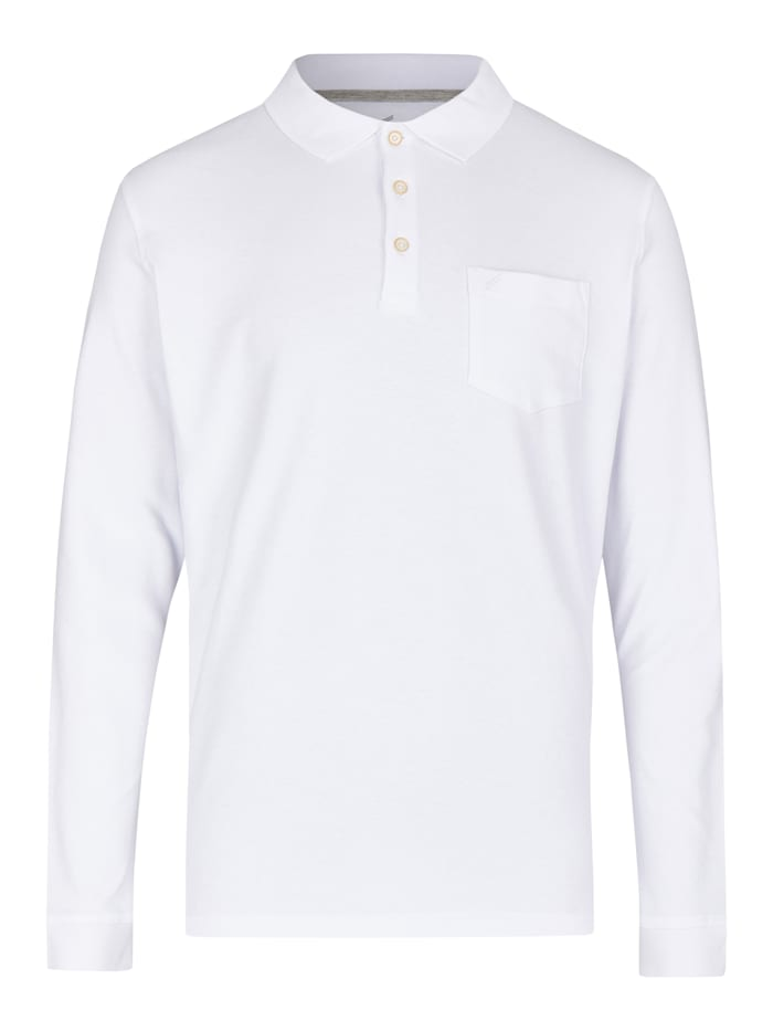 daniel hechter - Essential Polo-Shirt  white