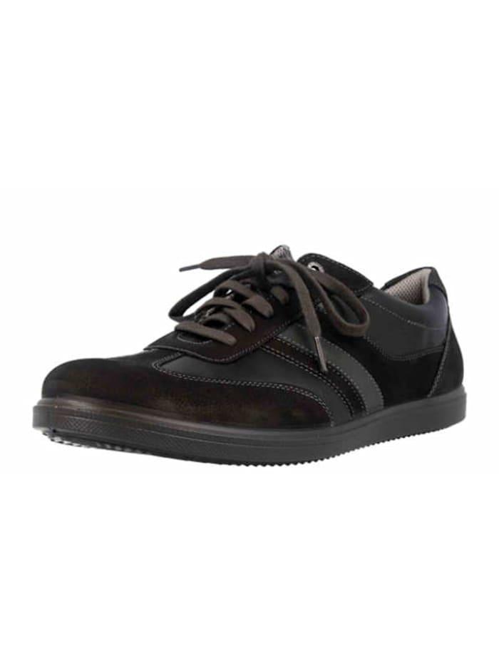 jomos -  Schnürschuhe  schwarz
