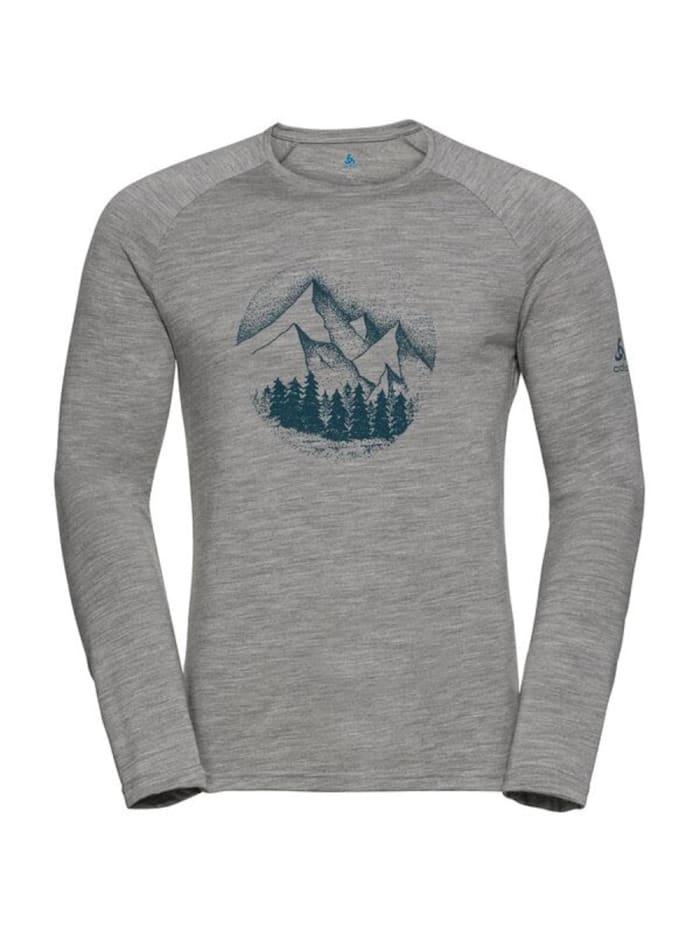 odlo -  Shirt ALLIANCE  Grau