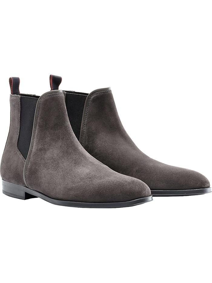 hugo - Model boheme 10208788 Chelsea Boots  grau