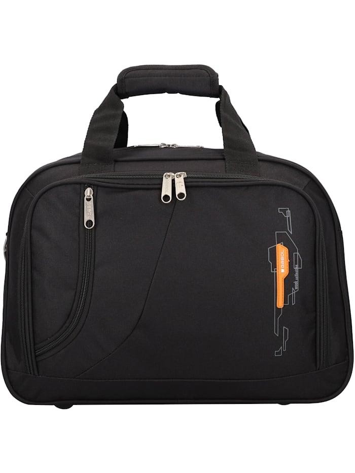 gabol - Week Weekender Reisetasche 42 cm  schwarz