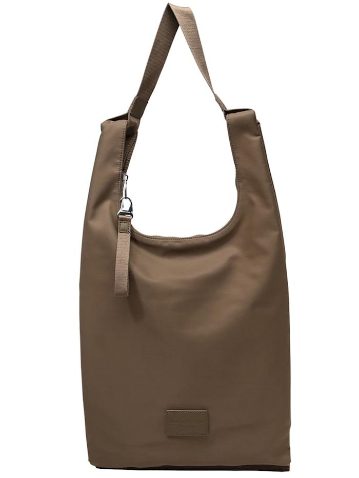 marc o'polo accessoires - Hobo Bag L Mod. Alice  nutshell brown