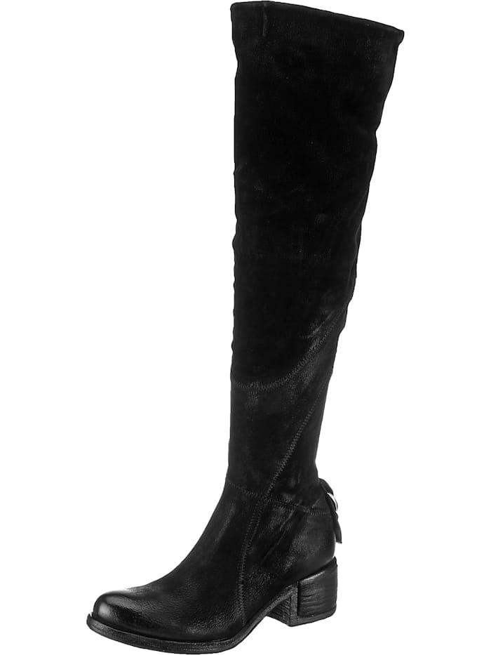 a.s.98 - 548316-0101 Overknee-Stiefel  schwarz