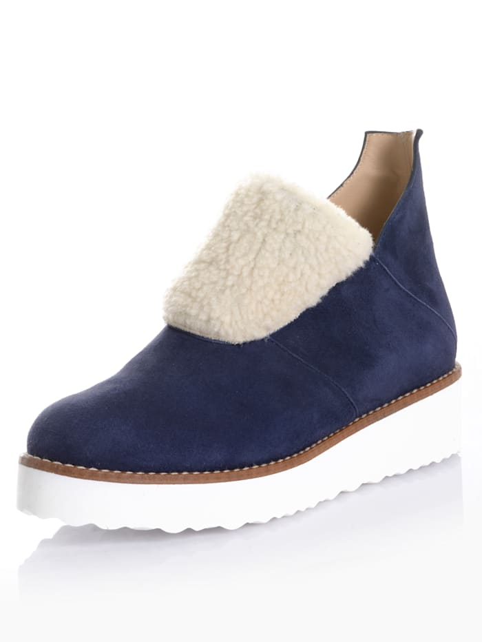 Image of Boot Alba Moda Marineblau