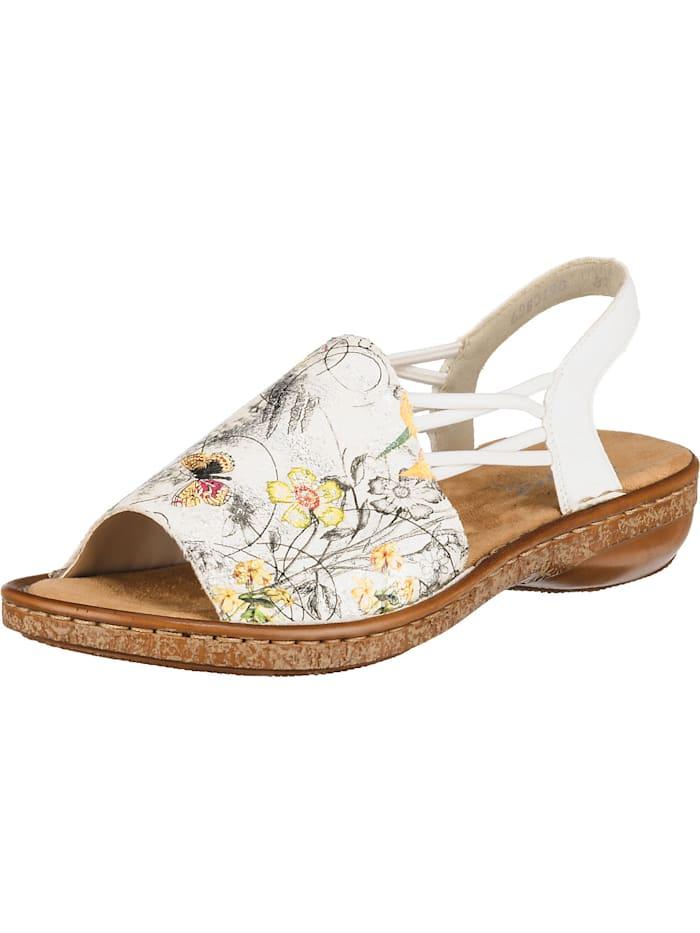 rieker - Klassische Sandalen  mehrfarbig
