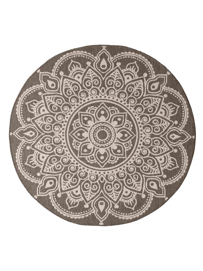 Image of Outdoorteppich 'Shirish' Webschatz Taupe