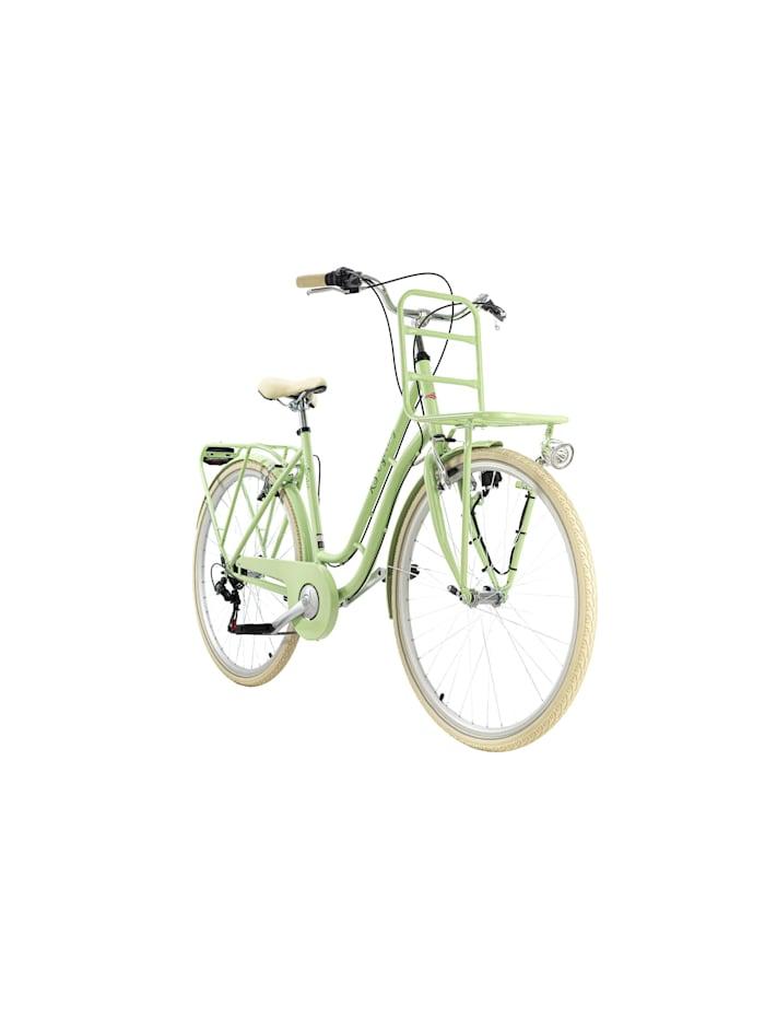 ks cycling - Cityrad 28 Zoll Swan 6-Gänge  grün