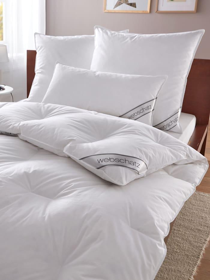 Daunen Bettenprogramm OBB weiß