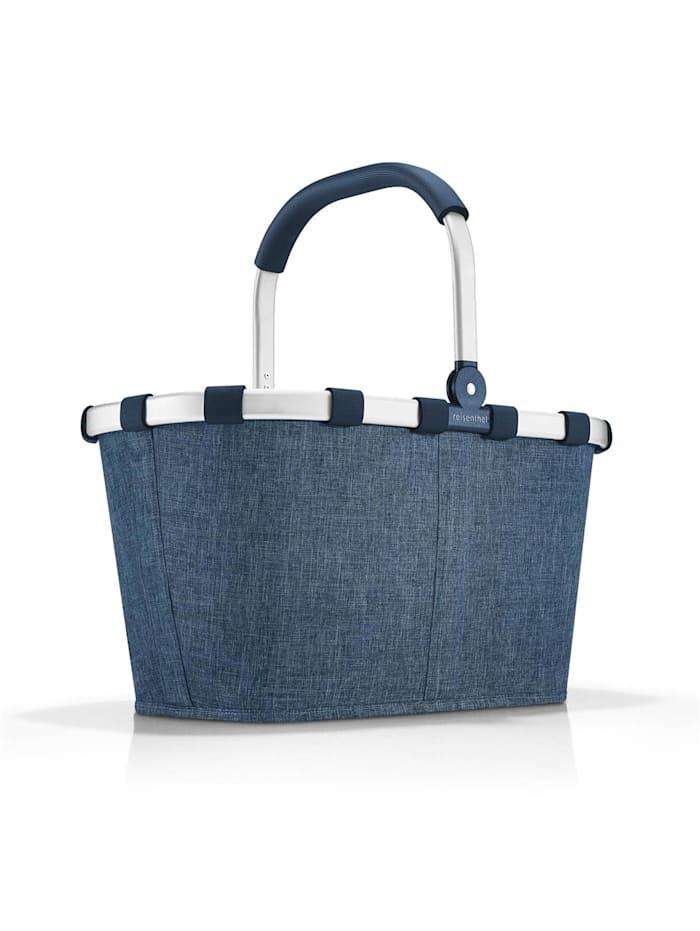 reisenthel - Einkaufskorb carrybag frame  twist blue