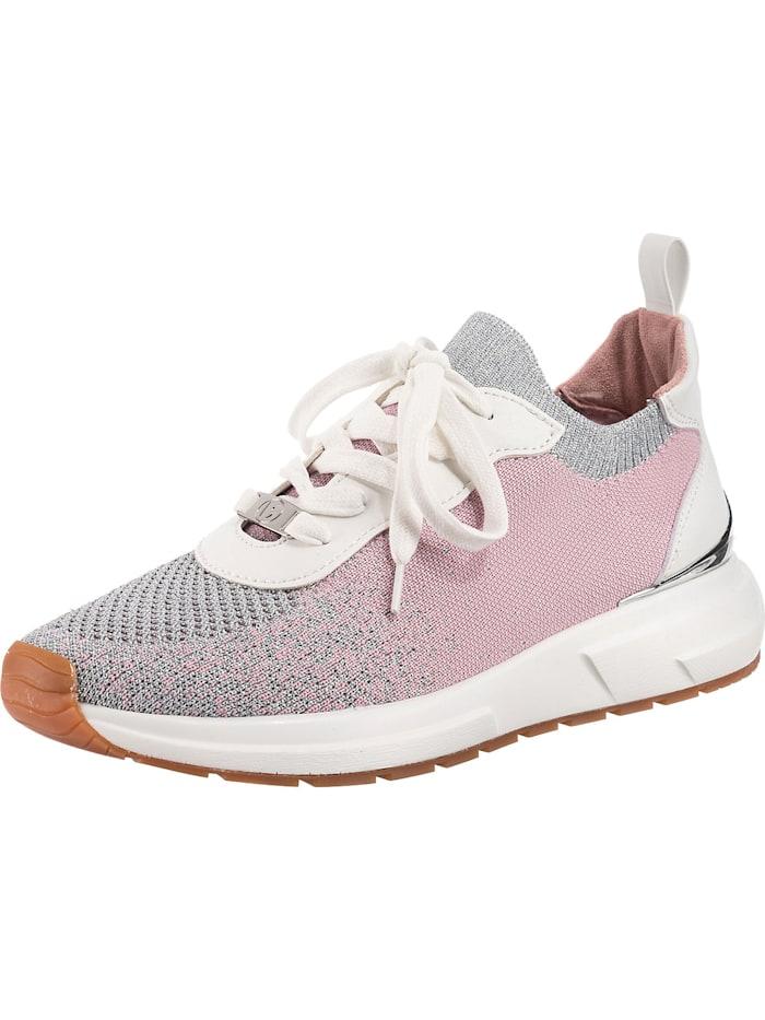 la strada - Sneakers Low  rosa-kombi