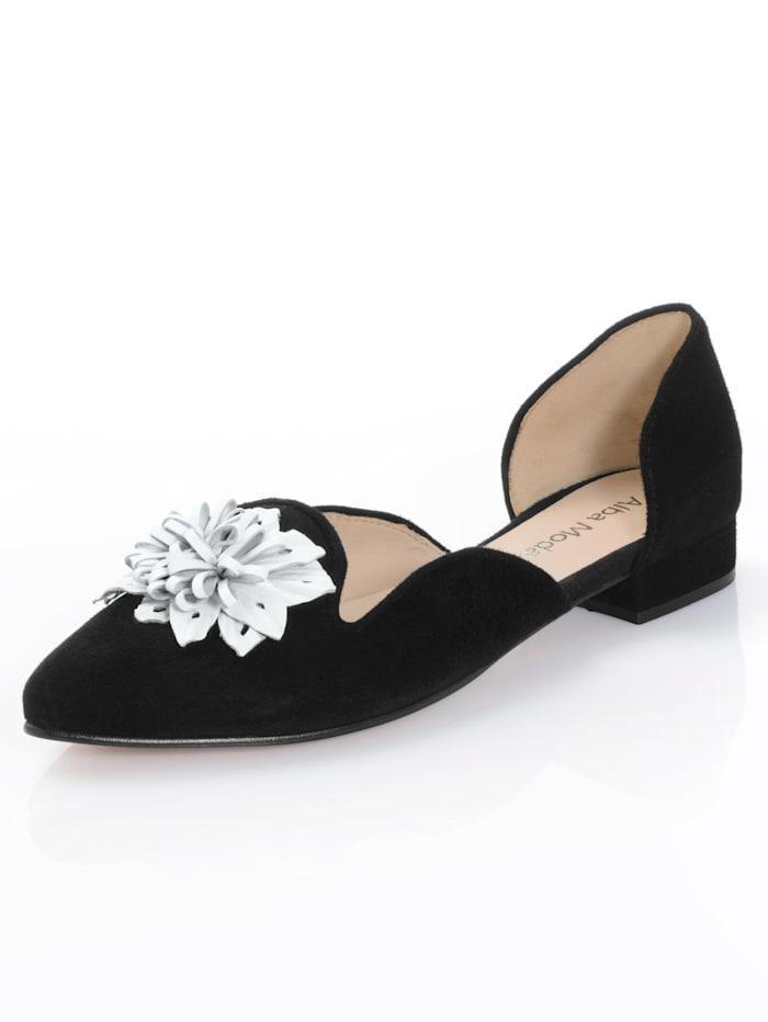 Ballerina Alba Moda Zwart